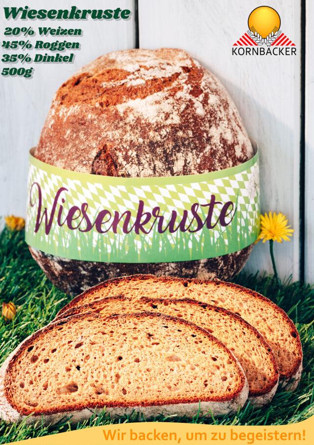 Wiesenkruste Brot Landleben Gesundheit Grillen Sommer Leichtigkeit Küche Kochen Lifestyle