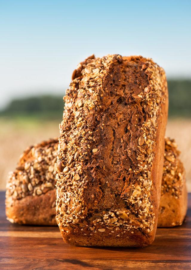 Brot, Natur, Ernährung, Genuss, Körner, Brotscheiben
